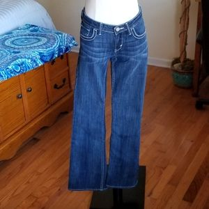 Levi's 715 boot-cut girls size 14